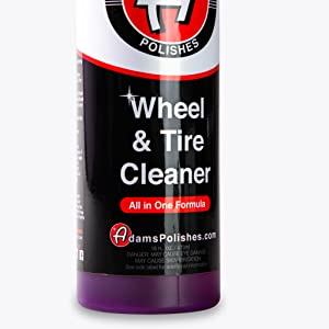All In One Wheel & Tire Cleaner tire shine rim cleaner spray cleaning tools brush tile tool carpet