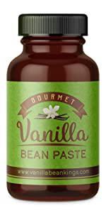 vanilla bean paste madagascar baking cooking extract cookies cupcakes whole pods almond dessert