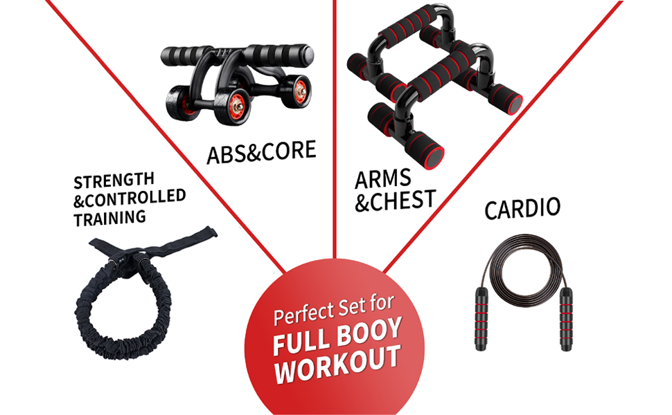 Home Workout Equipment For Men