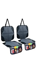 carseat protector 2 pack
