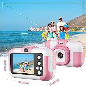 2.4 inch kids camera