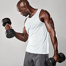 men sleeveless workout shirts