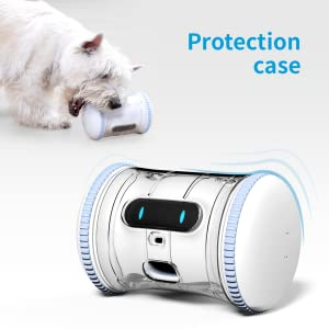 VARRAM Pet Fitness Robot Case