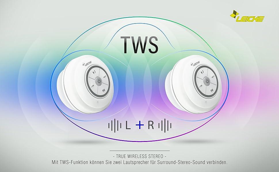 Cassa Compatibile con Smartphone e Tablet Altoparlante Bluetooth Tascabile DJ Roxxx Nano con Lettore di schede SD per MP3 Microfono Incorporato per chiamate in Vivavoce Colore Nero