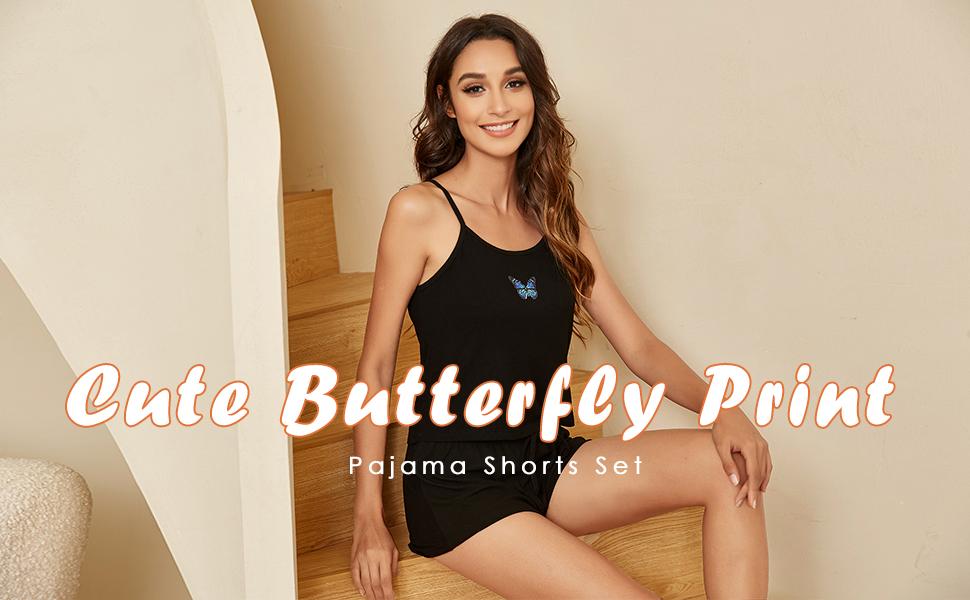 Ekouaer Cute Pajama Sets