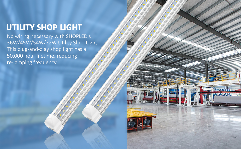 4ft led lights