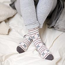 vim7vigr merino wool compression socks