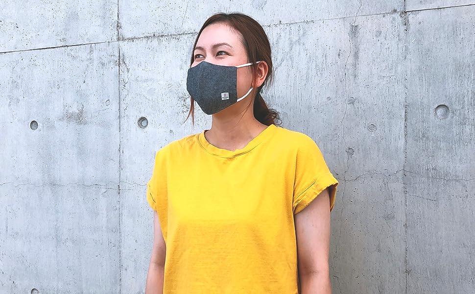 総社 デニム マスク サイズ