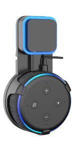 Soporte Montaje en Pared Echo Dot