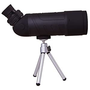 Levenhuk Blaze BASE 50F Spotting Scope is perfect for terrestrial observations