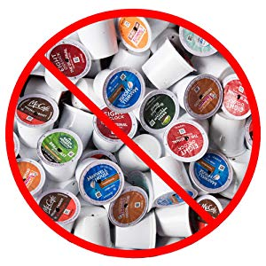 reduce waste kcups kcup k-cup k cup