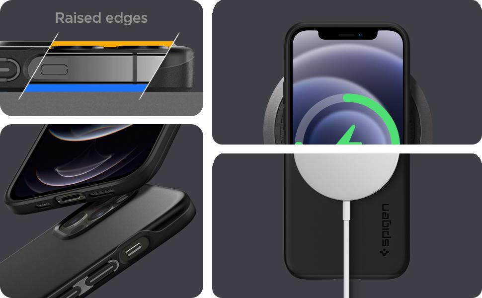 iphone12 pro ThinFit_BLK
