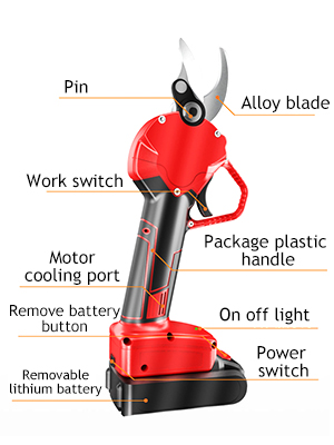 electric trimmers gardening