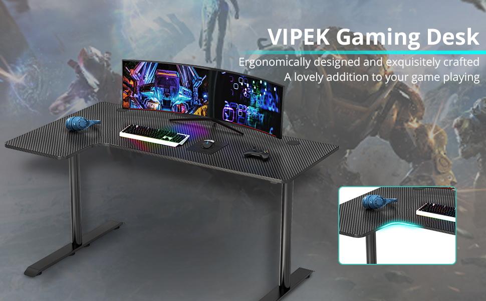 VIPEK gaming desk