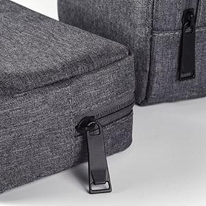 Dual Zipper