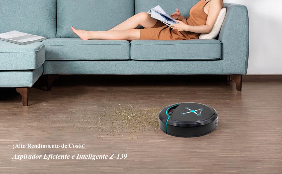 Aspiradora Robótica, Hertekdo Robot Aspiradora
