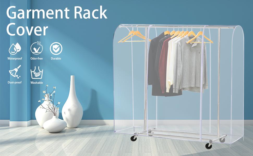 Becko Garment Rack Cover