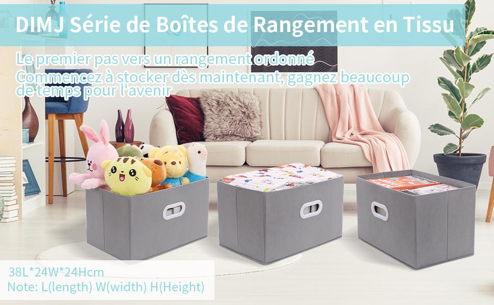 Boite Rangement
