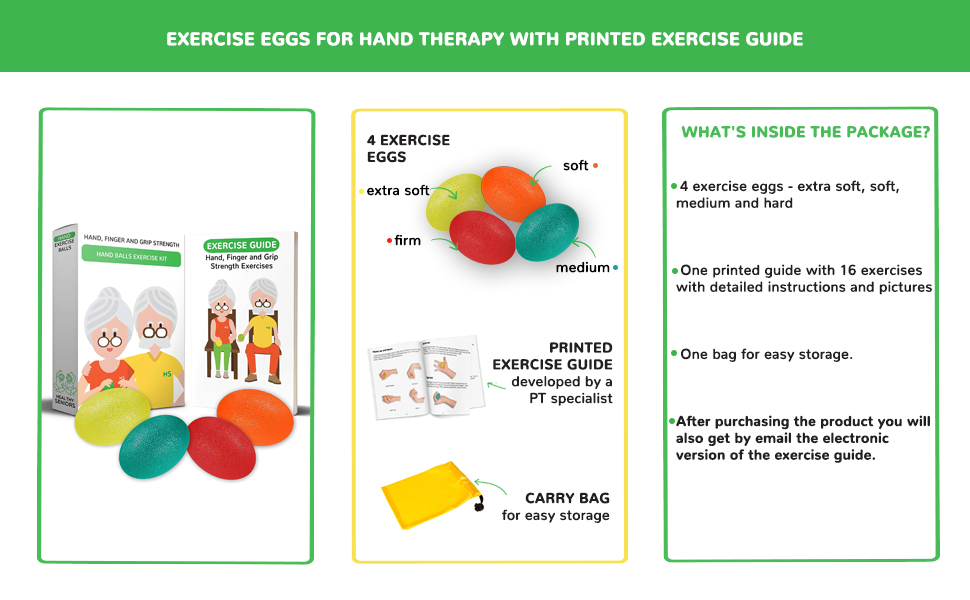 hand exercise eggs squeeshy