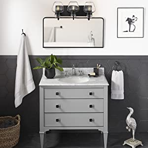 3-Light Bath Vanity Light