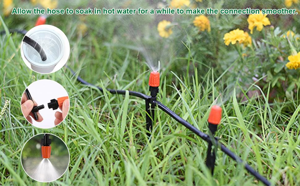 gardens bewässerungssystem