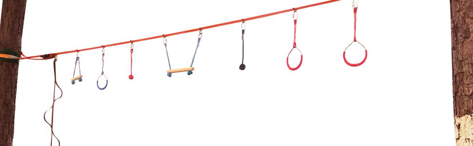 Ninja Warrior Training Equipment for Kids