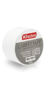 XFasten Carpet Tape, 3