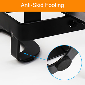 anti-skid footing