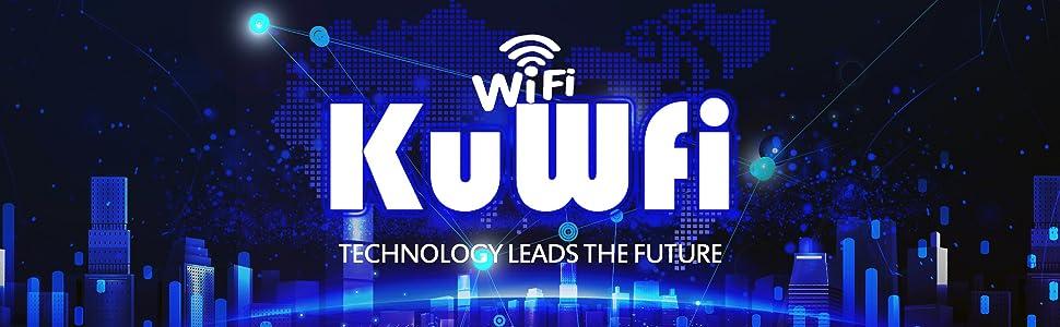 KuWFi Long Range WiFi Bridge