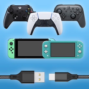 cable cord for nintendo switch