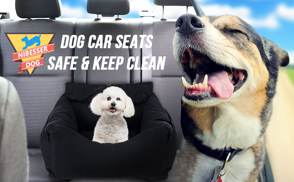 Pet Booster Seat for Car Dog Bed Small Dog Car Seat for Small Dogs booster seat Dog booster car seat