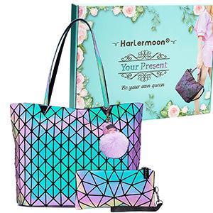 Tote handbag with wallet 2