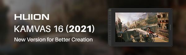 kamvas 16 2021
