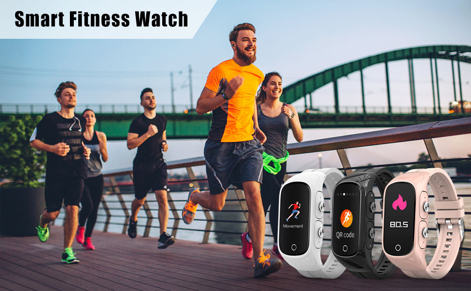 Smart Watch & TWS Earbuds