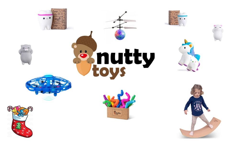 nutty toys