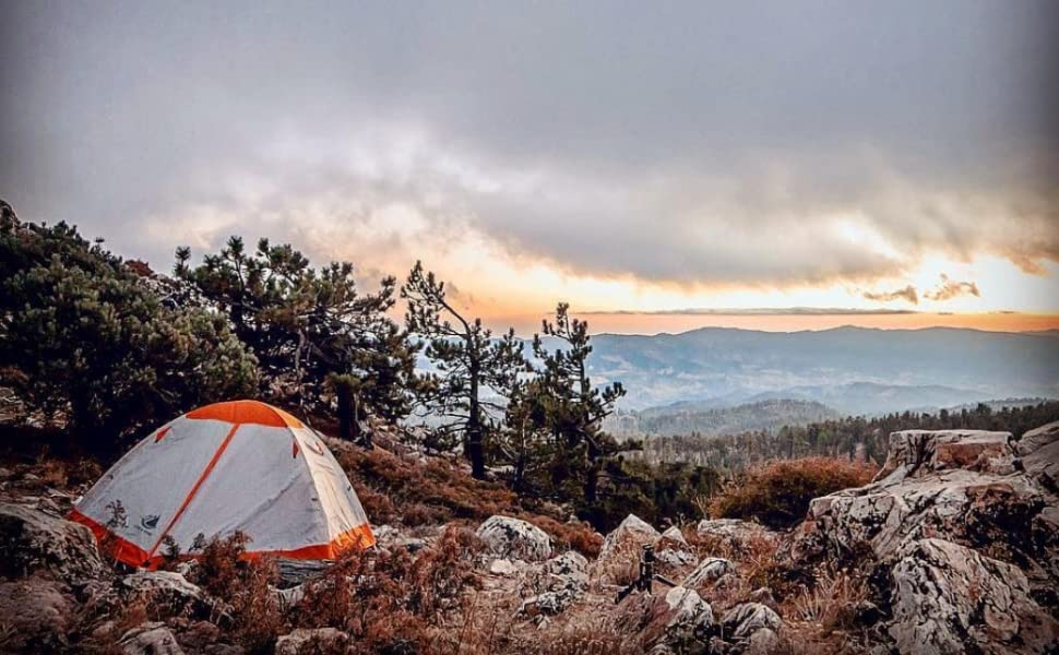 Yosemite 2P Backpacking Tent