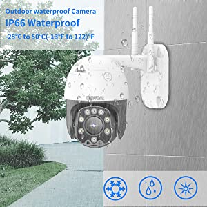 IP66 WATERPROOF