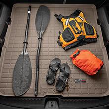 WeatherTech Kayaking gear