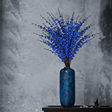 BLUE LASMINE FLOWER