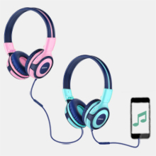 headphone for kids with share port