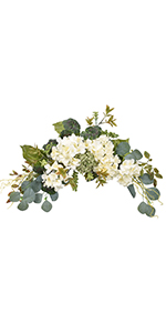 Hydrangea Swag Flowers