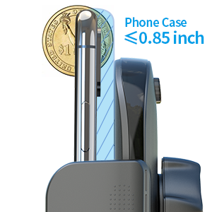 Thick Case Friendly