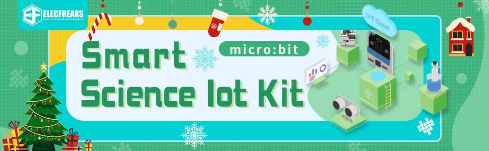 microbit science iot kit