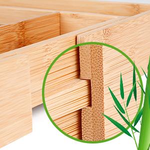 Premium Bamboo Material