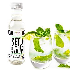 Wholesome Yum Keto Maple Syrup