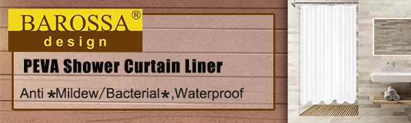 peva shower liner