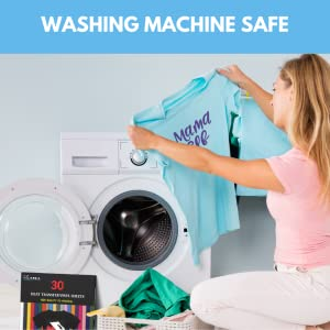 kassa heat transfer vinyl is machine wash safe and can be laundered many times durable long lasting