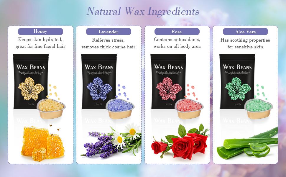 wax warmer waxing kit hair removal kit wax beans bikini wax painless waxing