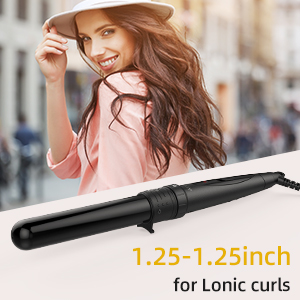 curling wand 1.5inch