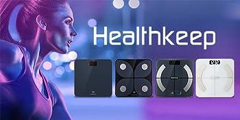 báscula HealthKeep exzact bascula bascula impedancia basculas digitales báscula de precisión